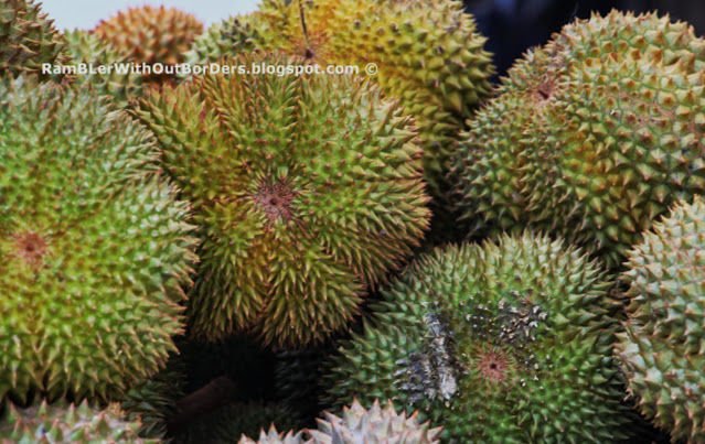 Durian, King of Fruits
