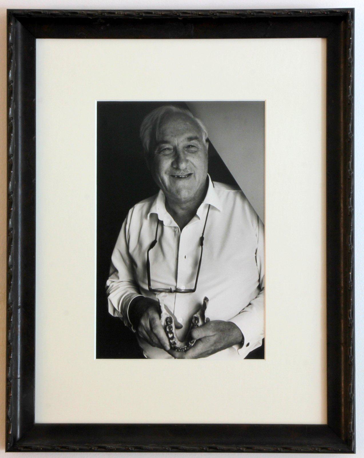 Salt Water New England: Framing Black and White Photographs