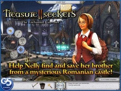 buscadores de tesoros ii los lienzos hechizados full espaol