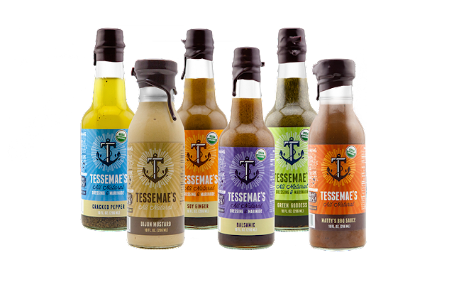 Tessemae's Dressing Vegan Pack