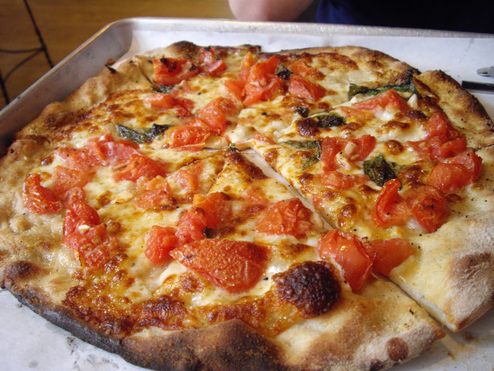 Mediterranean pizza new haven ct