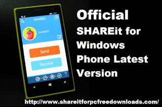 shareit for windows phone