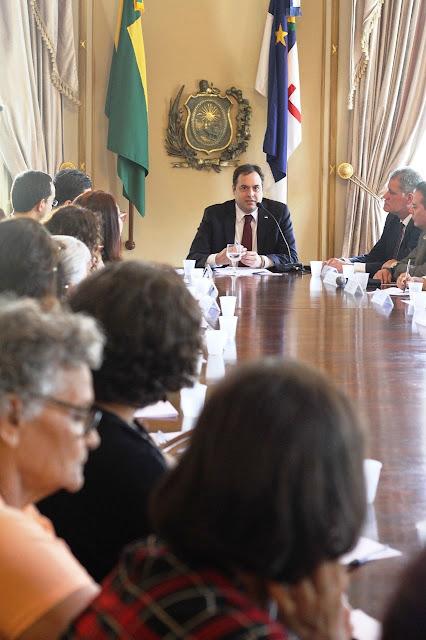 ... para ressaltar o esforço do Governo de Pernambuco em dialogar e  pactuar ef2596049b8