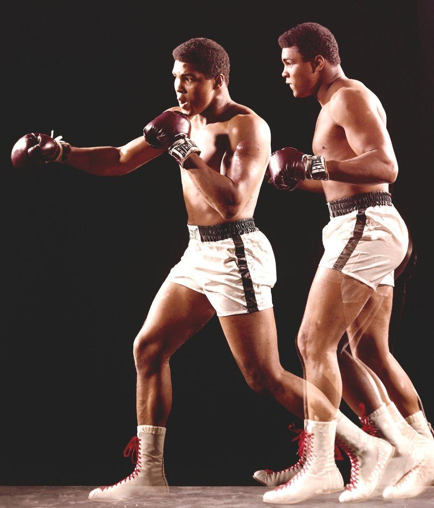 The Ali Shuffle