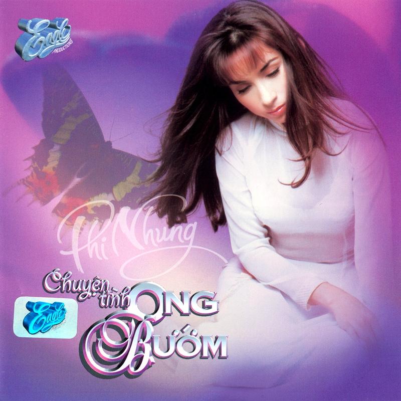 Eagle CD - Phi Nhung - Chuyện Tình Ong Bướm (NRG) + bìa scan mới