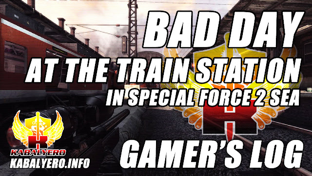 Bad Day At The Train Station In Special Force 2 SEA (Gamer's Log)