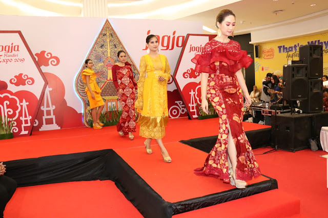 Pemko Apresiasi Expo Jogja Penuh Pesona
