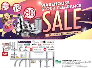 Katrin BJ Warehouse Stock Clearance Sale 2017