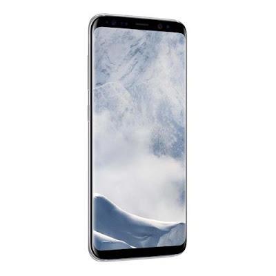 Smartphone Samsung Galaxy S8 Prata com Android 7.0 Câmera 12MP e Octa-Core