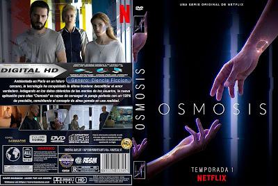 CARATULA - [SERIE NETFLIX] OSMOSIS - 2019 - TEMPORADA 1 [COVER DVD]