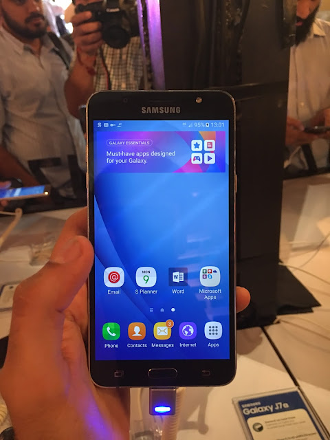 Samsung launches Galaxy J7 and Galaxy J5 2016 edition smartphones with 'Make for India' features for Rs. 15990 and Rs. 13990 respectively