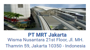Karir MRT Jakarta sebagai Treasury, Finance and Tax Department Head