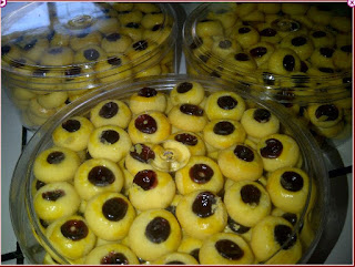 Kue Kering Lebaran Blueberry
