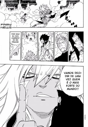 Fairy Tail Mangá 541
