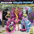 Monster High Electrified: Voltageous Adventure! Book Item