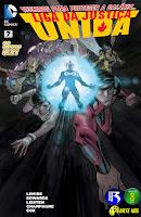 Os Novos 52! Liga da Justiça Unida #7