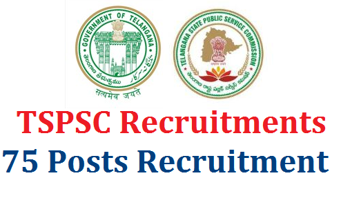 TSPSC Recruitment Notification for 75 Posts GO MS No 2, 3, 4 in Telangana | Govt telangana Recruitments through Telangana Public Service Commission | Public Services – Labour Employment Training & Factories (Labour) Department - Recruitment – Filling of (04) Four Inspector of Boilers vacant Posts in Director of Boilers in Boilers Department, Telangana, Hyderabad, through the Telangana State Public Service Commission, Hyderabad – Orders –Issued. Public Services – Revenue Department - Recruitment – Filling of (03) Three Deputy Commissioners vacant Posts in Endowments Department, Telangana, Hyderabad, through the Telangana State Public Service Commission, Hyderabad – Orders –Issued. Public Services – Revenue Department - Recruitment – Filling of (70) Seventy vacant Posts in Commissioner of Endowments Department, Telangana, Hyderabad, through the Telangana State Public Service Commission, Hyderabad – Orders –Issued tspsc-recruitments-for-75-posts-boiler-inspector/2017/01/Telangana-public-service-commissiontspsc-recruitment-notification-for-75-posts-boiler-inspector.html