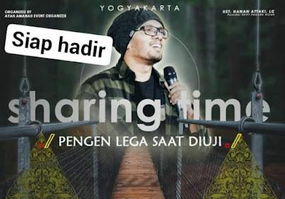 Januari 2019, Ustadz Hanan Attaki Mau Ke Jogja lho! Yuuk Simak Tanggal & Tempatnya