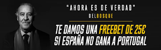 bwin si españa no gana portugal regalo freebet 25 euros 15 junio
