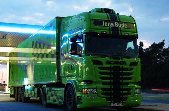 Mobil Truk Scania Modif BLOG OTOMOTIF KEREN