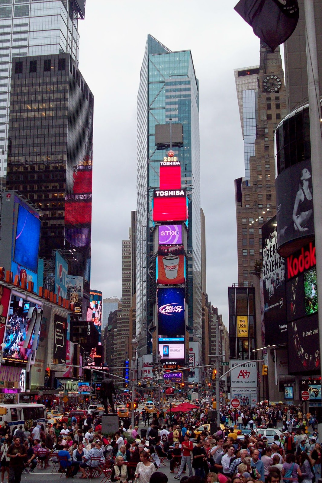 McGahey's McMusings: Times Square: A Lament