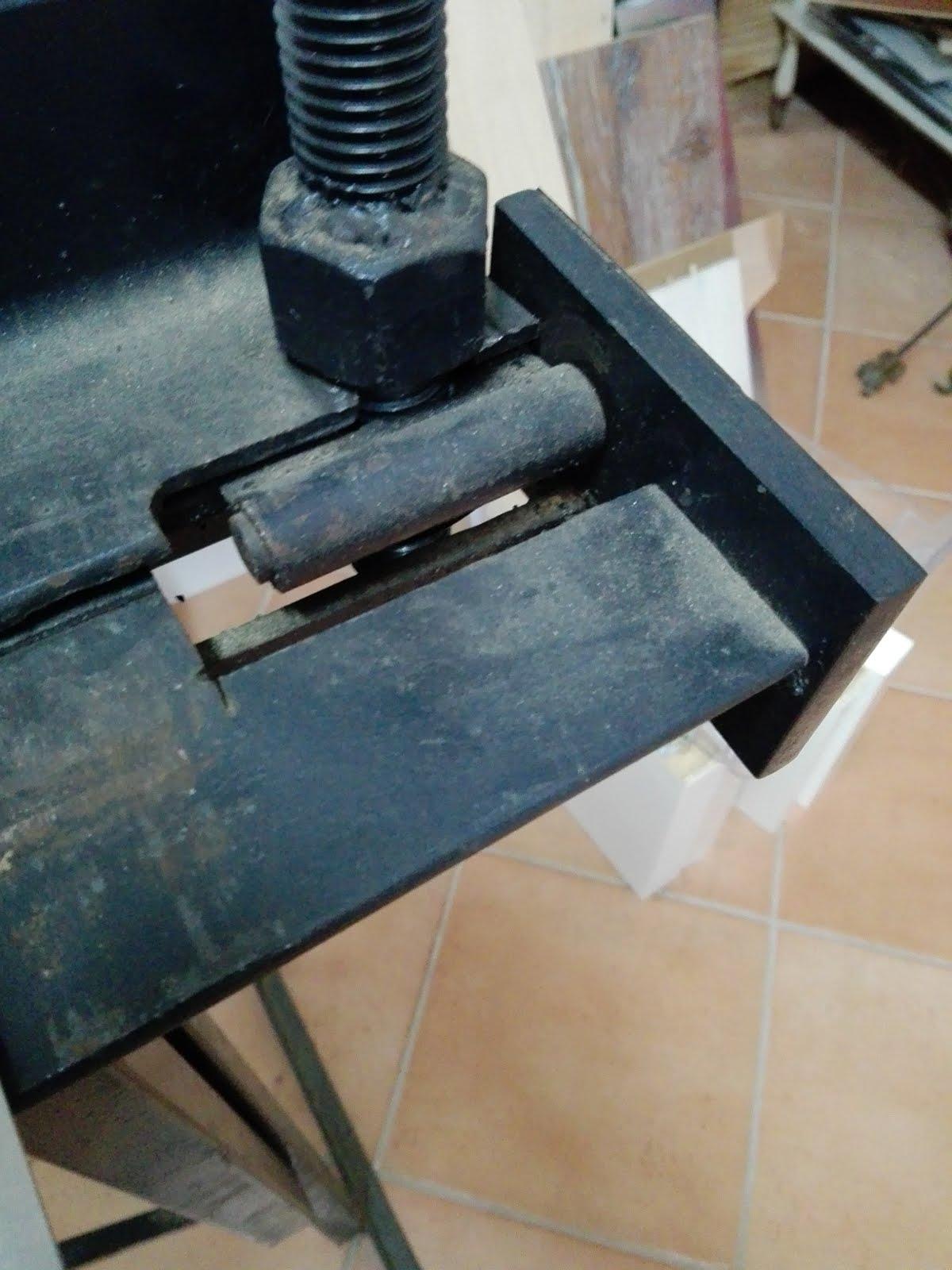 Boxedcnc Diy Sheet Metal Bending Brake