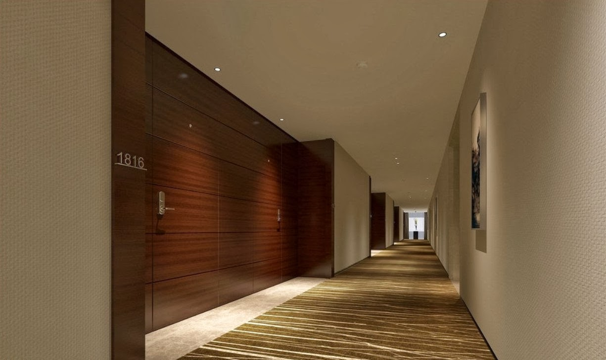 Corridor Design: Foundation Dezin & Decor...: Office Corridor Design Idea's