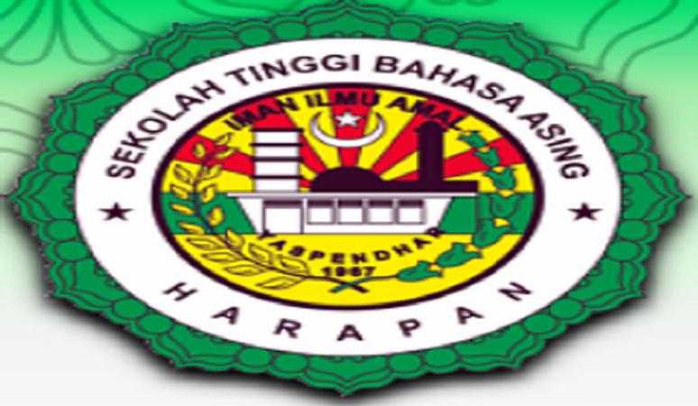 PENERIMAAN MAHASISWA BARU (STBA HARAPAN) SEKOLAH TINGGI BAHASA ASING HARAPAN