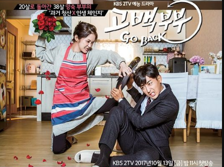 Sinopsis Drama Korea Terbaru : Go Back Couple (2017)