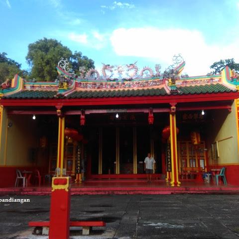 Vihara Ang Nio di Senggarang Tanjungpinang