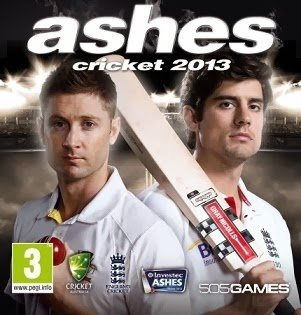 Ashes Cricket 2013 Free Download PC Game