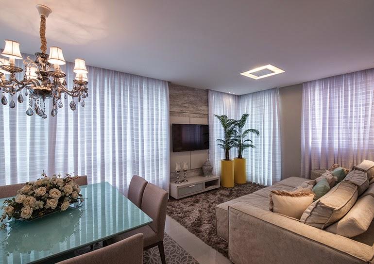 Blog achados de decora o pequeno apartamento decora o for Foto casa classica