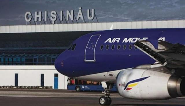 В Кишиневе женщина отсудила у компании-авиаперевозчика 1730 евро за задержку рейса на 4 часа