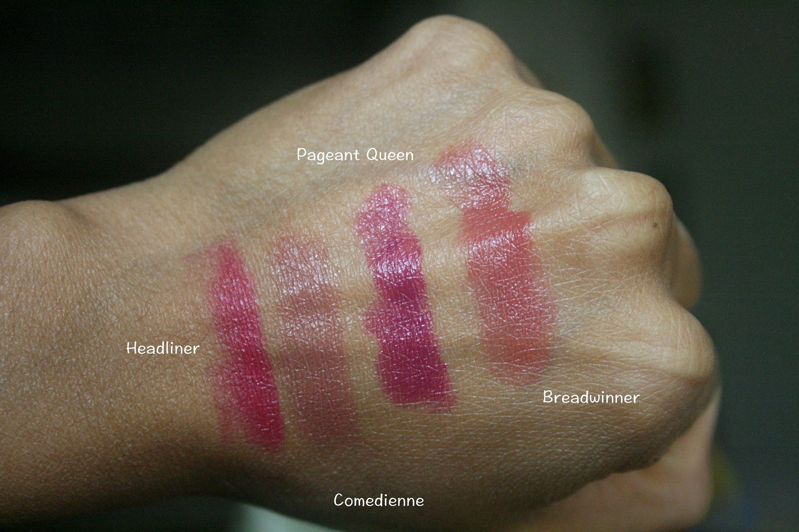 makeup  beauty and more  lorac alter ego hydrating lip stain