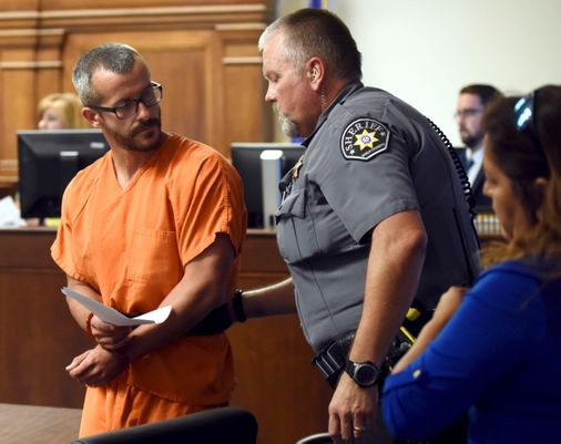 Chris Watts, Accused Of Killing Wife, Children, Hears Charges Against Him