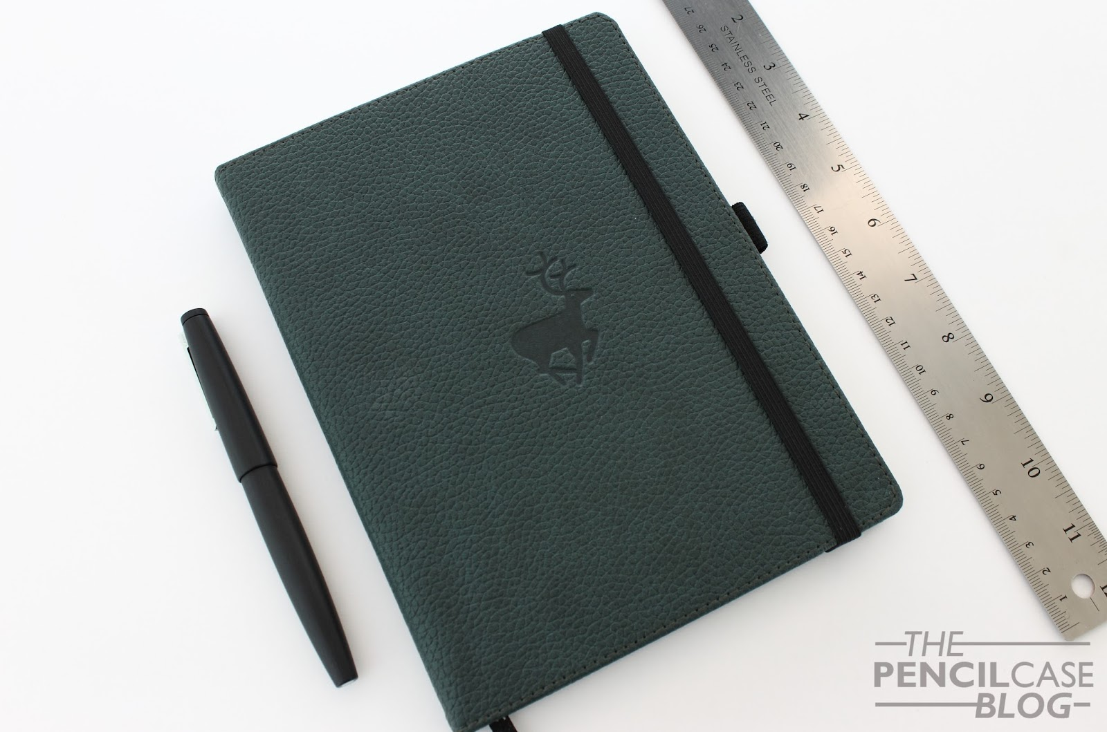 the pencilcase blog fountain pen pencil ink and paper reviews dingbats wildlife a5 notebook review