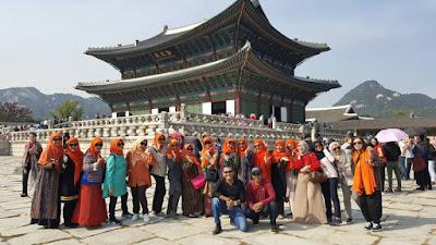 Liburan Ke Pulau Jeju Dalam Paket Tour Muslim Korea