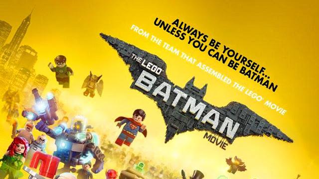 CINE ΣΕΡΡΕΣ, Will Arnett, Michael Cera, Rosario Dawson, Chris McKay, The LEGO Batman Movie (2017),