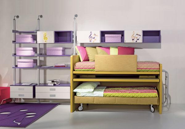 Camerette per bambini e ragazzi prodotte interamente in italia con legni certificati e garantiti. Bonetti Camerette Bonetti Bedrooms Immagini Camerette Per Due Bambini