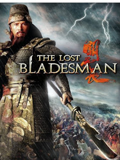 The Lost Bladesman 2011 Dual Audio Hindi 720p HEVC BRRip 550MB