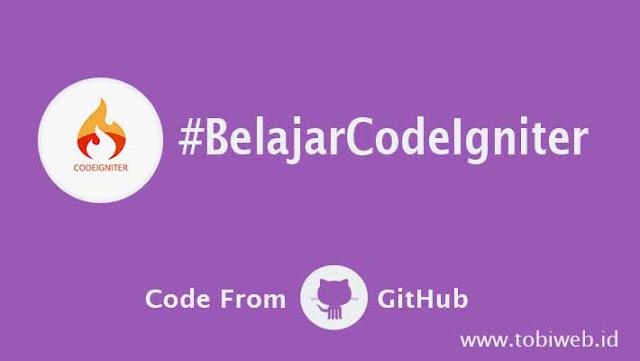 Source Code CMS Blog dengan Framework CodeIgniter - Gratis