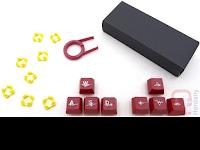 teclado gaming, el mejor teclado gaming, teclas desmontables, los mejores teclados gaming, teclado gk200, teclado gaming gk200, teclado membrana, pom, POM, sistema anti-ghost, teclado retroiluminado