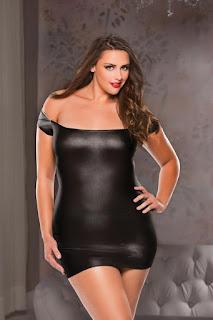 Women's A Gorgeous Black Dress