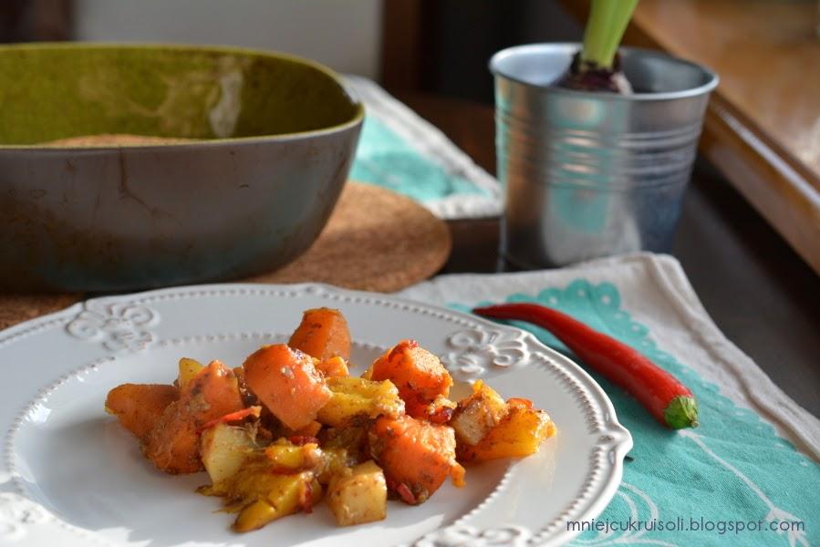 Ziemniaki Z Mango Czyli Kuchnia Indyjska I Trochę O