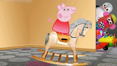 Peppa Pig. Canción de los juguetes 8