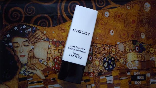 Prvýkrát makeup od Inglot