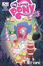 My Little Pony Friendship is Magic #28 Comic Cover Hot Topic Variant