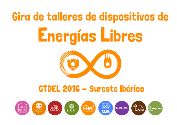 Talleres Dispositivos de Energias Libres