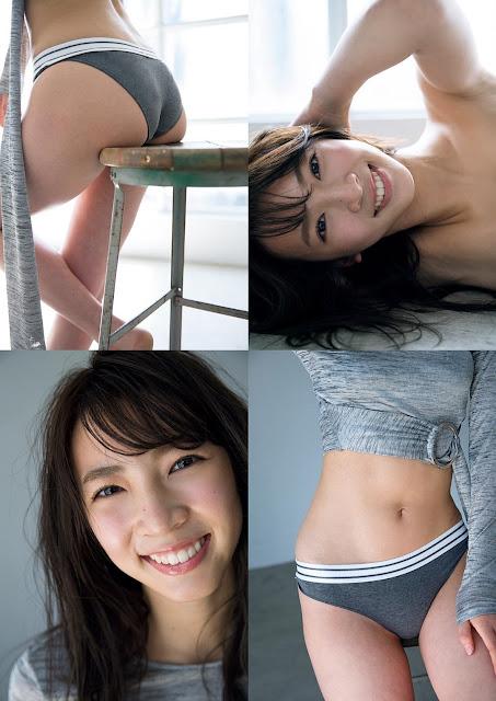 鈴菜 Suzuna Weekly Playboy April 2017 Images