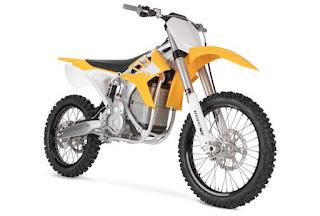 Alta Motors electric motocross